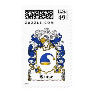 Escudo de la familia de Kruse
