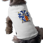 Escudo de la familia de Kruse Camiseta De Perrito