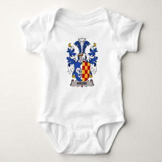 Escudo de la familia de Kruse Mameluco De Bebé