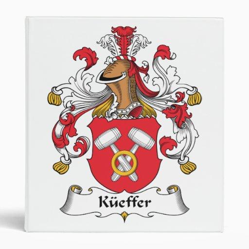 Escudo de la familia de Kueffer