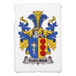 Escudo de la familia de Kuhlman iPad Mini Cárcasa
