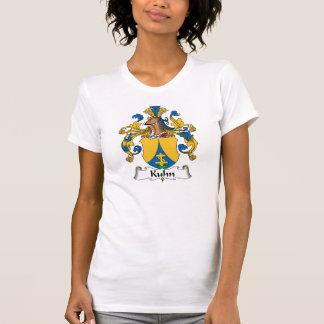 Escudo de la familia de Kuhn Camiseta