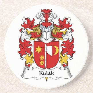 Escudo de la familia de Kulak Posavasos Diseño