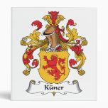 Escudo de la familia de Kuner