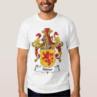 Escudo de la familia de Kuner Camisas