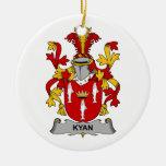 Escudo de la familia de Kyan Adorno De Reyes