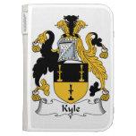 Escudo de la familia de Kyle