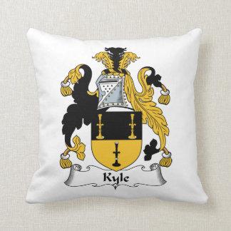 Escudo de la familia de Kyle Cojines