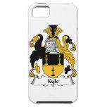 Escudo de la familia de Kyle iPhone 5 Case-Mate Protectores