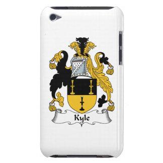 Escudo de la familia de Kyle Barely There iPod Coberturas