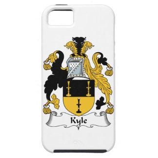 Escudo de la familia de Kyle iPhone 5 Cobertura