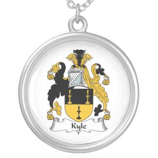 Escudo de la familia de Kyle Joyeria Personalizada