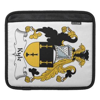 Escudo de la familia de Kyle Manga De iPad