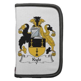 Escudo de la familia de Kyle Planificador