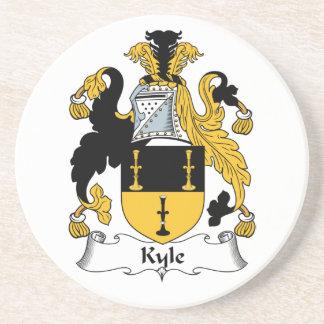 Escudo de la familia de Kyle Posavasos Manualidades