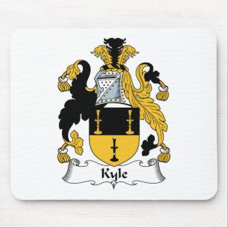 Escudo de la familia de Kyle Tapete De Raton