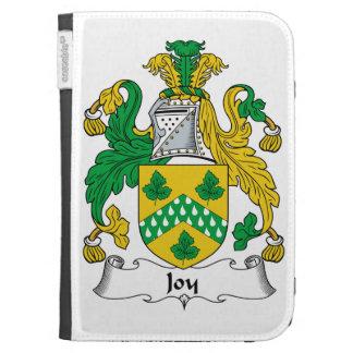 Escudo de la familia de la alegría