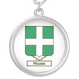 Escudo de la familia de la casa joyería