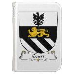 Escudo de la familia de la corte