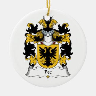 Escudo de la familia de la CPE Adorno De Reyes
