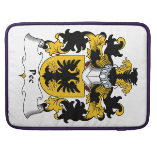 Escudo de la familia de la CPE Funda Macbook Pro