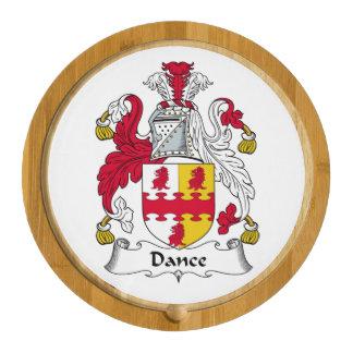 Escudo de la familia de la danza