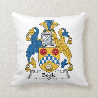 Escudo de la familia de la duende almohadas