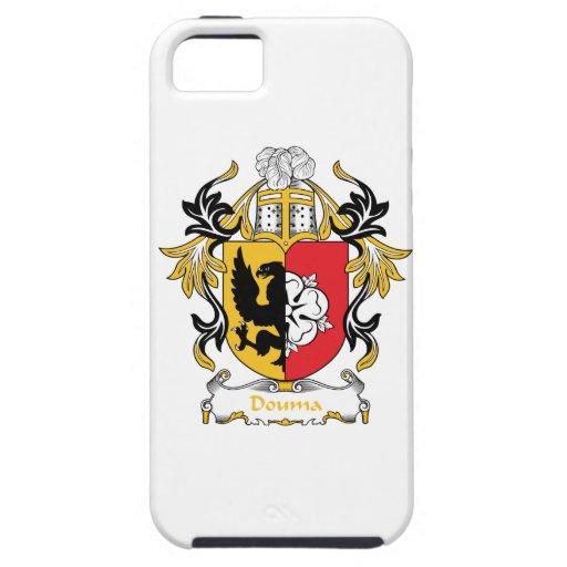 Escudo de la familia de la Duma iPhone 5 Case-Mate Cobertura