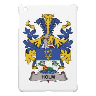Escudo de la familia de la encina iPad mini cobertura