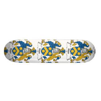 Escudo de la familia de la esperanza tablas de skate