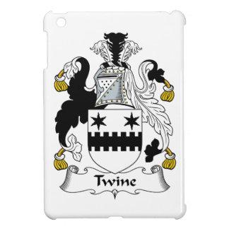 Escudo de la familia de la guita iPad mini protector