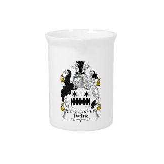 Escudo de la familia de la guita jarras