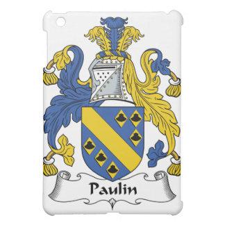 Escudo de la familia de la lona