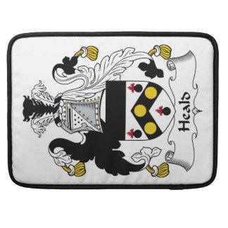 Escudo de la familia de la malla funda macbook pro