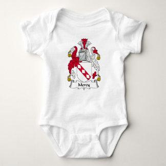 Escudo de la familia de la misericordia t shirt