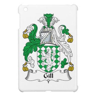 Escudo de la familia de la papada iPad mini cárcasas