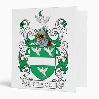 """Escudo de la familia de la paz carpeta 1"""""""