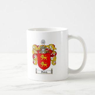 ESCUDO DE LA FAMILIA DE LA PORTILLA - ESCUDO DE AR TAZA DE CAFÉ