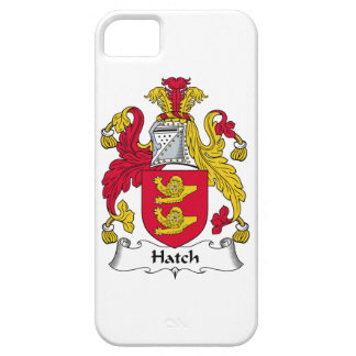 Escudo de la familia de la portilla iPhone 5 Case-Mate coberturas