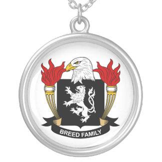 Escudo de la familia de la raza grimpola