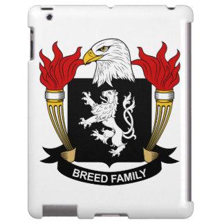 Escudo de la familia de la raza