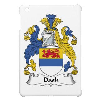 Escudo de la familia de la rociada iPad mini cobertura