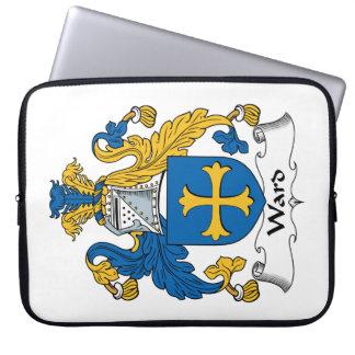 Escudo de la familia de la sala funda ordendadores