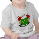 Escudo de la familia de la salchicha de Frankfurt Camiseta