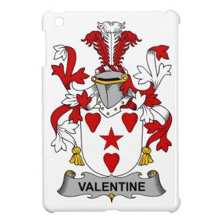 Escudo de la familia de la tarjeta del día de San