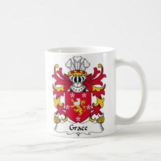 Escudo de la familia de la tolerancia taza clásica