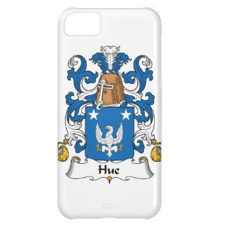 Escudo de la familia de la tonalidad funda para iPhone 5C