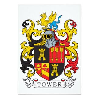 Escudo de la familia de la torre comunicados personales