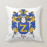 Escudo de la familia de la zeta almohada