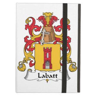 Escudo de la familia de Labatt